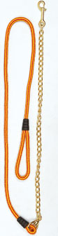 Strong Nylon Lead with Chain
